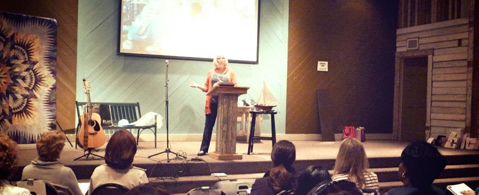 Dr. Gail Bones Speaking