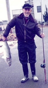 My father and his fish