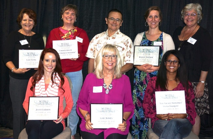 San Diego Christian Writers Guild Awards