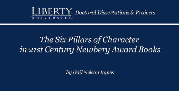 The Six Pillars of Character in 21st Century Newbery Award Books